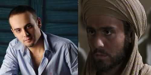Pemeran Abdullah bin Massoud - Jaber Jokhadar