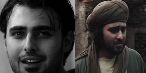 Pemeran Abu Jandal - Majd Feda