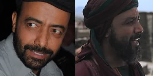 Pemeran Amr bin Ash - Qasim Mlho