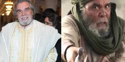 Pemeran Hamzah - Mohamed miftah