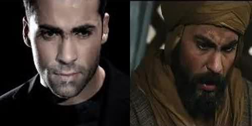 Pemeran Khalid bin Walid - Mehyar Khaddour