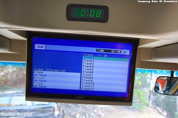 Televisi Bus Siger Kencana Lampung